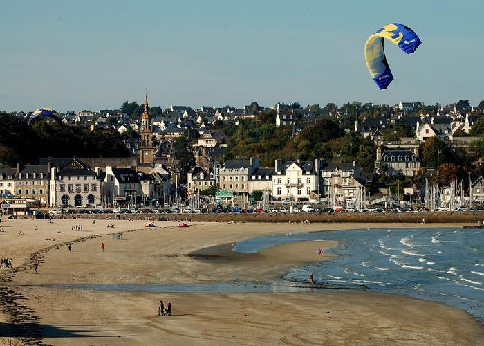 52. Kitesurf, Plage de la Banche - Binic - C. Le Brun.JPG